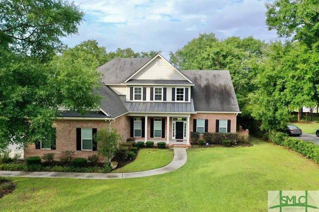 815 Chastain Circle, Richmond Hill, GA 31324 (MLS #246054) :: The Arlow Real Estate Group