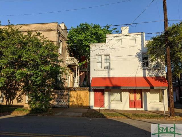 411-415 Abercorn Street, Savannah, GA 31401 (MLS #246060) :: Heather Murphy Real Estate Group