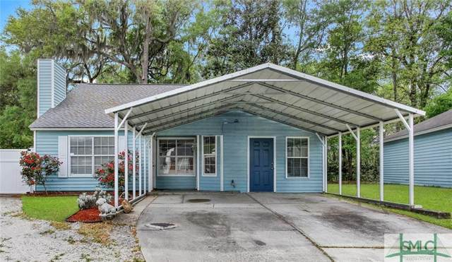 213 Laurelwood Drive, Savannah, GA 31419 (MLS #246061) :: Bocook Realty