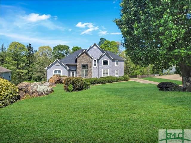 809 Deerwood Drive, Stockbridge, GA 30281 (MLS #246062) :: RE/MAX All American Realty