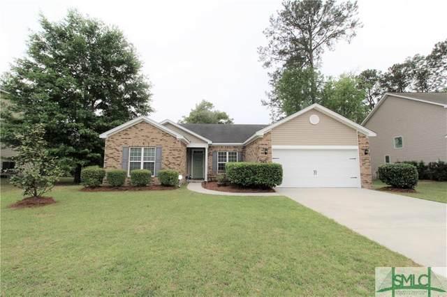 409 Plantation Place, Rincon, GA 31326 (MLS #246063) :: Savannah Real Estate Experts