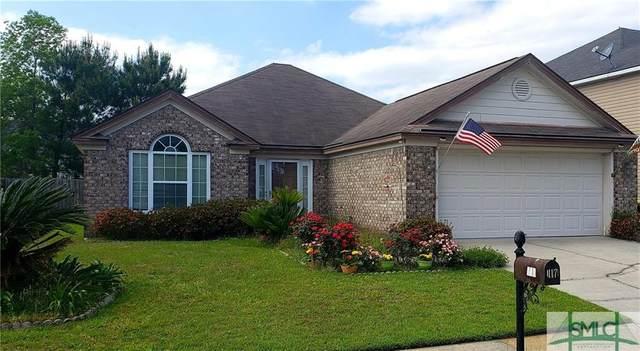 117 Hopeland Drive, Savannah, GA 31419 (MLS #246080) :: Heather Murphy Real Estate Group