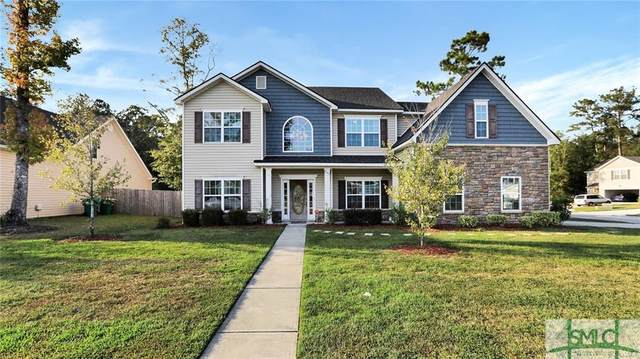 207 Crooked Oaks Drive, Rincon, GA 31326 (MLS #246108) :: Bocook Realty
