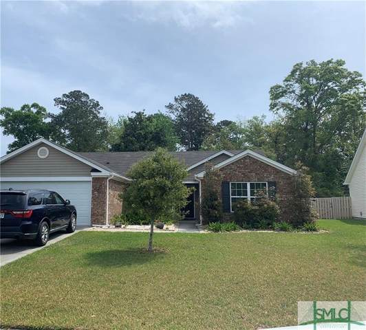 124 Austin Way, Savannah, GA 31419 (MLS #246118) :: Teresa Cowart Team