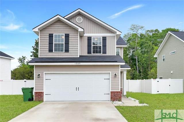 1209 Cypress Fall Circle, Hinesville, GA 31313 (MLS #246125) :: Bocook Realty