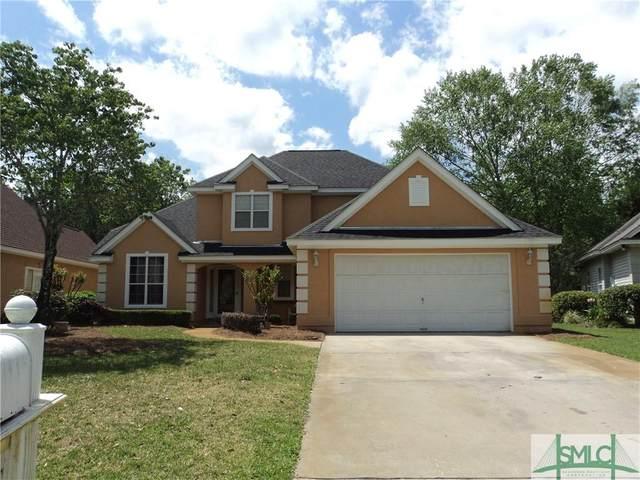 5 Barons Way, Savannah, GA 31419 (MLS #246128) :: Coldwell Banker Access Realty