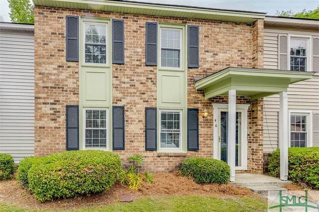 46 King Henry Court, Savannah, GA 31419 (MLS #246130) :: The Arlow Real Estate Group