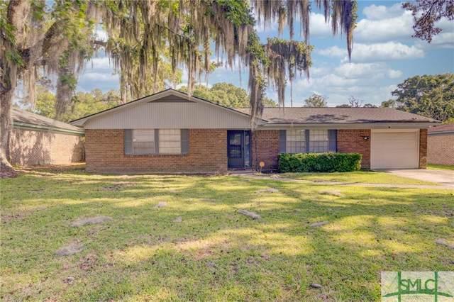 6 Greenbriar Drive, Savannah, GA 31419 (MLS #246131) :: Coastal Savannah Homes