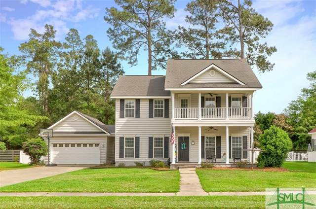 211 Saint Andrews Road, Rincon, GA 31326 (MLS #246140) :: Savannah Real Estate Experts