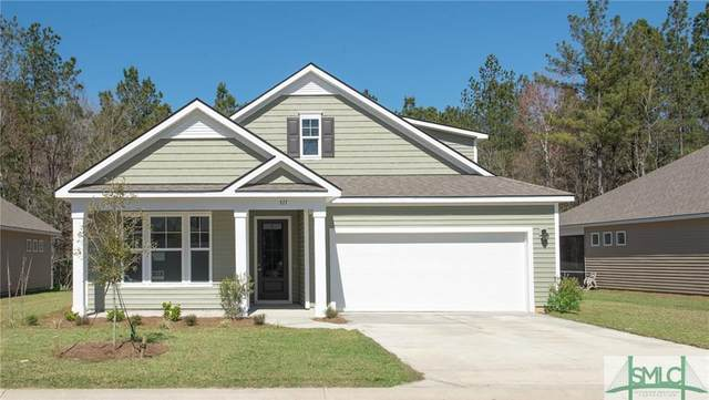 112 River Run Drive, Pooler, GA 31322 (MLS #246155) :: Savannah Real Estate Experts