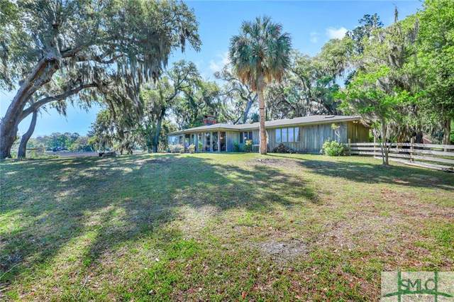 977 W First Street, Midway, GA 31320 (MLS #246165) :: Savannah Real Estate Experts