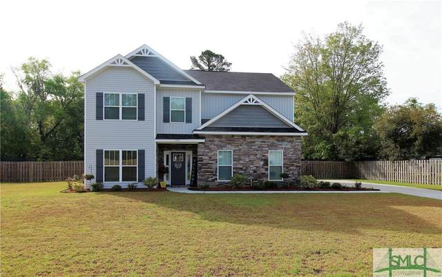 104 Summer Station Drive, Guyton, GA 31312 (MLS #246169) :: RE/MAX All American Realty