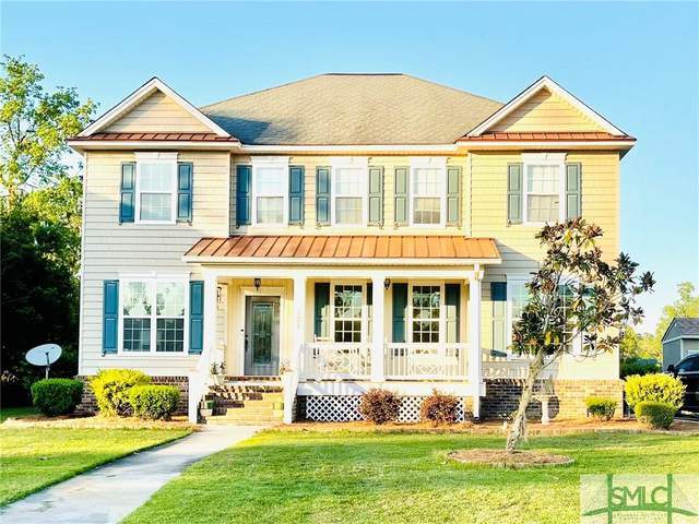 105 Live Oak Way, Savannah, GA 31419 (MLS #246181) :: Savannah Real Estate Experts