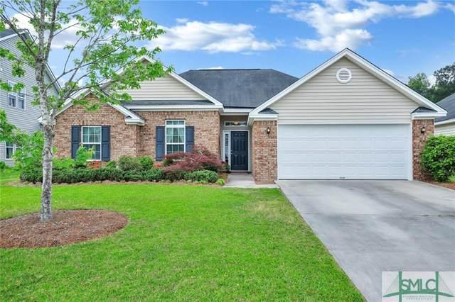 25 Castle Hill Road, Savannah, GA 31419 (MLS #246183) :: Liza DiMarco
