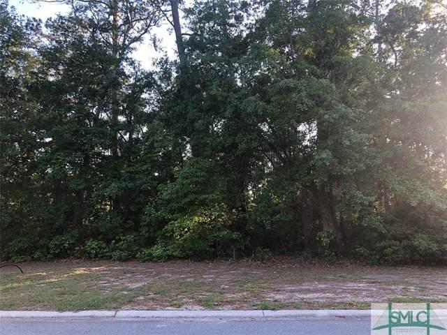 7 Strawberry Lane, Savannah, GA 31411 (MLS #246184) :: The Arlow Real Estate Group