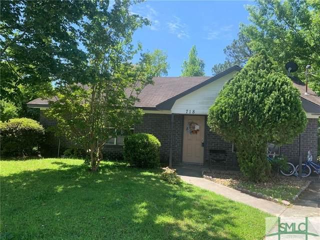 718 Westridge Court, Hinesville, GA 31313 (MLS #246189) :: Savannah Real Estate Experts