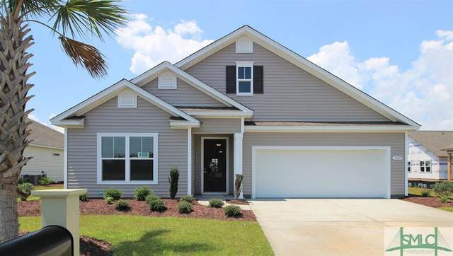108 River Run Drive, Pooler, GA 31322 (MLS #246190) :: Teresa Cowart Team