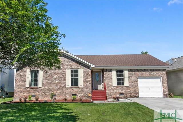 159 Stockbridge Drive, Savannah, GA 31419 (MLS #246196) :: Savannah Real Estate Experts