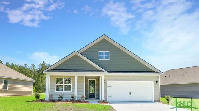 127 Oldwood Drive, Pooler, GA 31322 (MLS #246198) :: Savannah Real Estate Experts