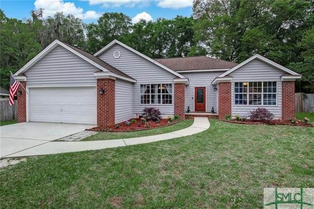 33 Highpoint Court, Savannah, GA 31410 (MLS #246207) :: The Arlow Real Estate Group
