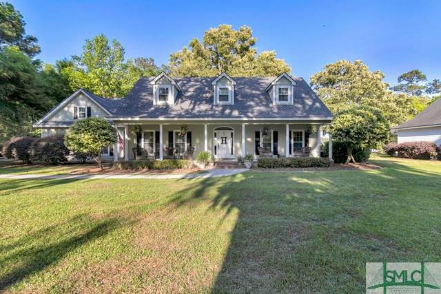 587 Harbour Lane, Richmond Hill, GA 31324 (MLS #246217) :: Teresa Cowart Team