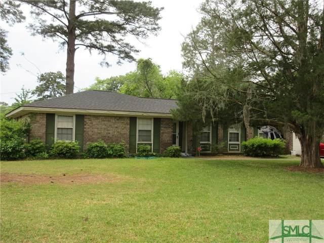 707 Glenbrook Road, Savannah, GA 31419 (MLS #246222) :: Keller Williams Realty-CAP