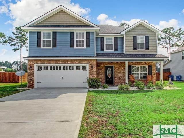 70 Wicklow Drive, Richmond Hill, GA 31324 (MLS #246223) :: Teresa Cowart Team