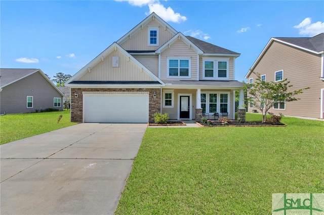 313 Gandy Cut, Richmond Hill, GA 31324 (MLS #246233) :: Savannah Real Estate Experts