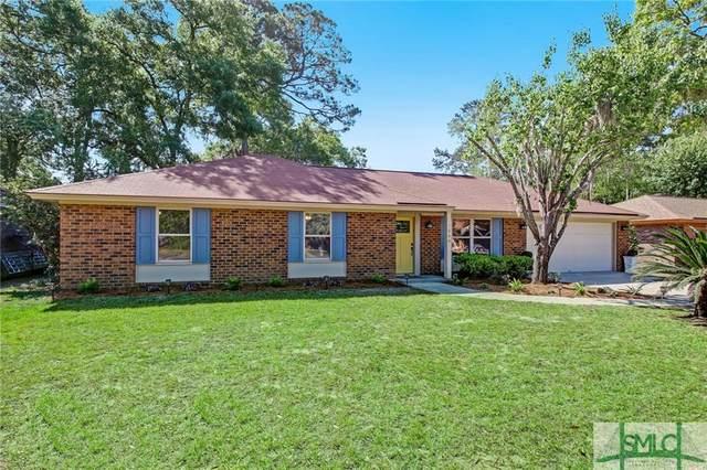 1008 Pine Needle Drive, Savannah, GA 31410 (MLS #246235) :: Team Kristin Brown | Keller Williams Coastal Area Partners