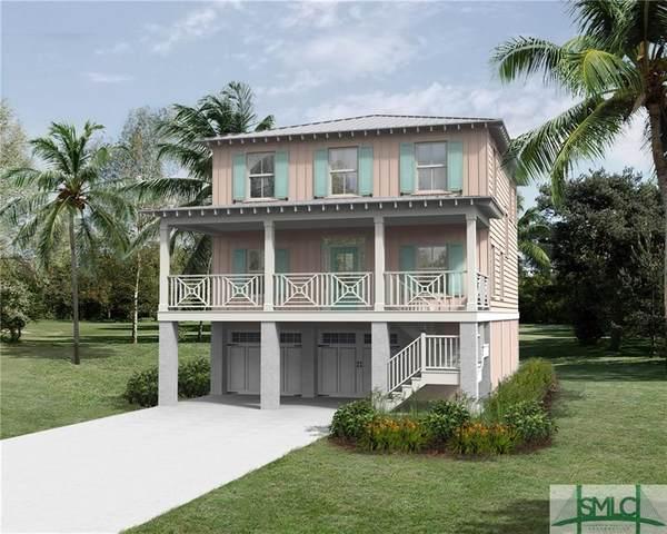 908 Mortar Avenue, Tybee Island, GA 31328 (MLS #246240) :: The Arlow Real Estate Group