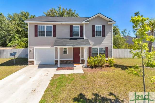 1283 Windrow Drive, Hinesville, GA 31313 (MLS #246241) :: Teresa Cowart Team