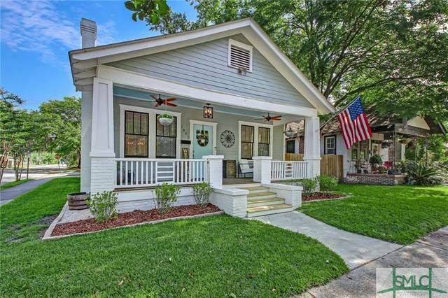 1002 Seiler Avenue, Savannah, GA 31401 (MLS #246242) :: Teresa Cowart Team
