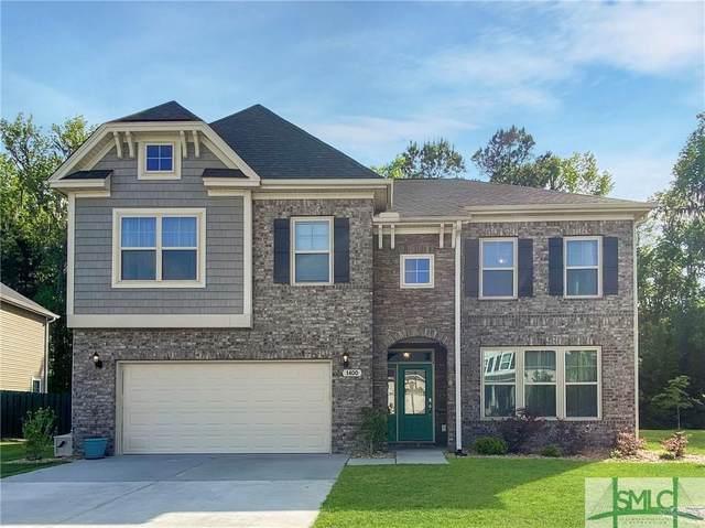 1400 Castleoak Drive, Richmond Hill, GA 31324 (MLS #246244) :: Savannah Real Estate Experts