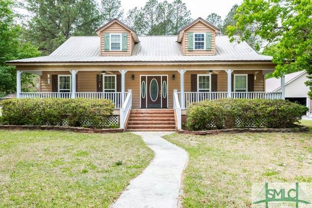 117 Dixie Drive, Springfield, GA 31329 (MLS #246245) :: The Arlow Real Estate Group