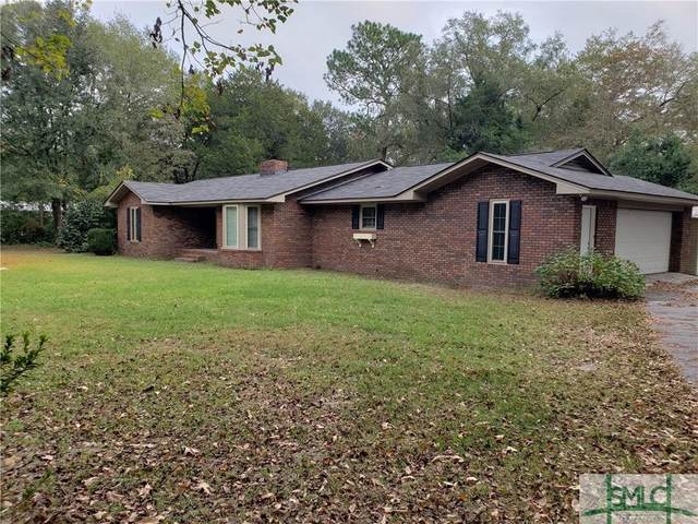 8382 Us Highway 280 Highway E, Ellabell, GA 31308 (MLS #246247) :: The Arlow Real Estate Group
