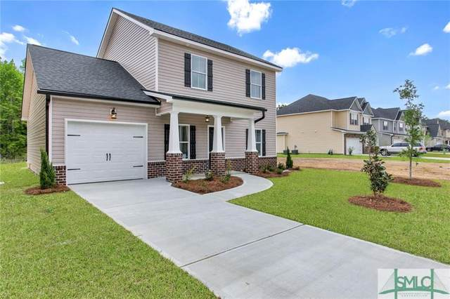 172 Laguna Way, Savannah, GA 31405 (MLS #246252) :: Teresa Cowart Team
