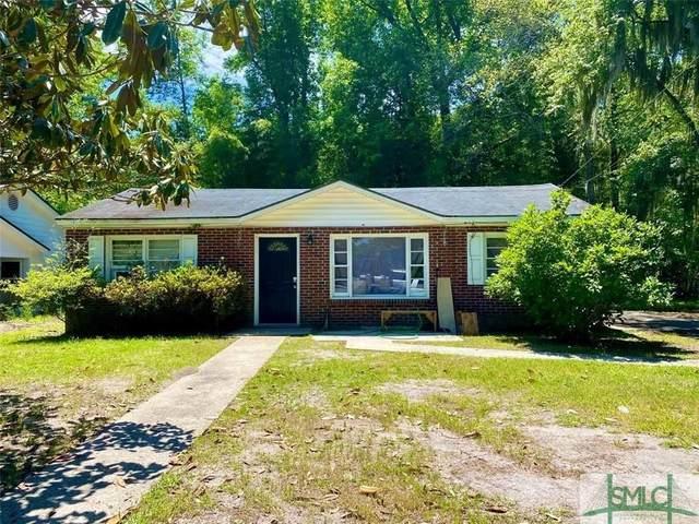 424 Stewart Drive, Hinesville, GA 31313 (MLS #246258) :: Teresa Cowart Team