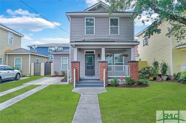 1308 Richards Street, Savannah, GA 31415 (MLS #246269) :: Liza DiMarco