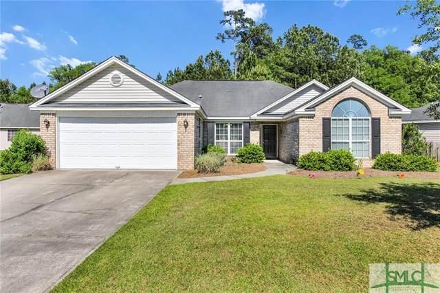 71 Carlisle Lane, Savannah, GA 31419 (MLS #246270) :: Team Kristin Brown | Keller Williams Coastal Area Partners