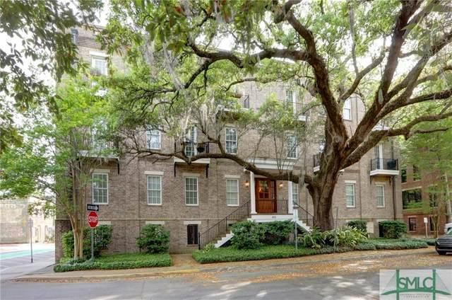 425 E Mcdonough Street #205, Savannah, GA 31401 (MLS #246287) :: Coldwell Banker Access Realty