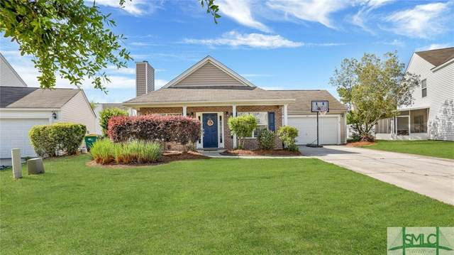 150 Old Pond Circle, Pooler, GA 31322 (MLS #246290) :: The Arlow Real Estate Group