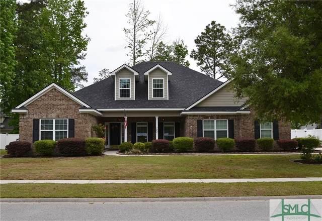 142 Blandford Crossing, Rincon, GA 31326 (MLS #246295) :: Luxe Real Estate Services