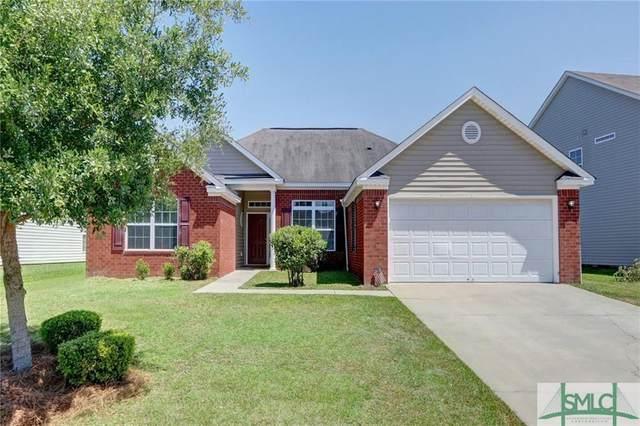24 Castle Hill Road, Savannah, GA 31419 (MLS #246314) :: Team Kristin Brown | Keller Williams Coastal Area Partners