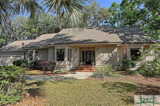 1 S South Point Cross Drive, Savannah, GA 31411 (MLS #246334) :: Teresa Cowart Team