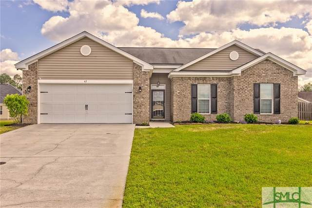42 Bay Willow Court, Savannah, GA 31407 (MLS #246340) :: Liza DiMarco