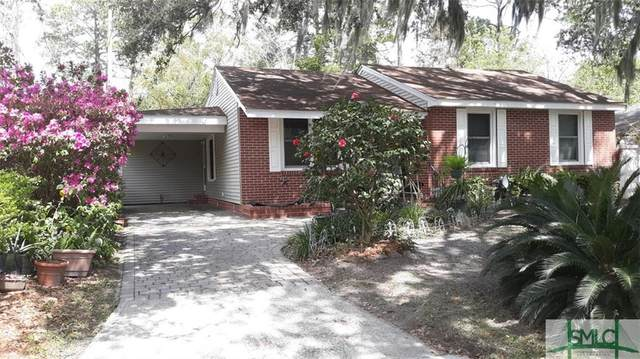 2410 E 39th Street, Savannah, GA 31404 (MLS #246341) :: Team Kristin Brown | Keller Williams Coastal Area Partners