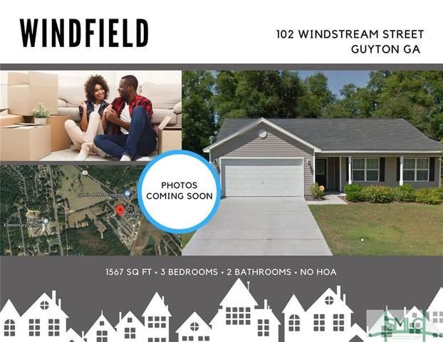 102 Windstream Street, Guyton, GA 31312 (MLS #246346) :: Keller Williams Realty-CAP