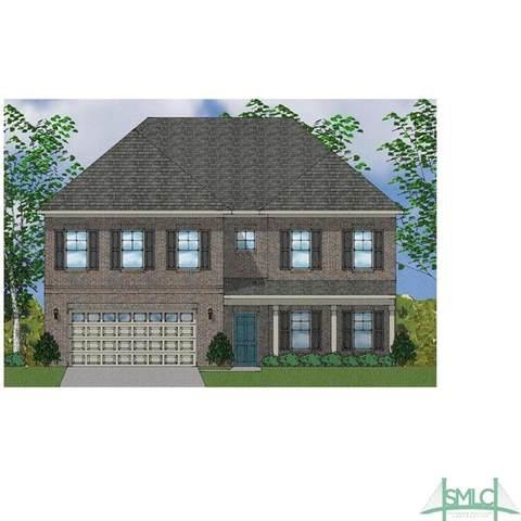 90 Redwall Circle, Savannah, GA 31407 (MLS #246356) :: Savannah Real Estate Experts