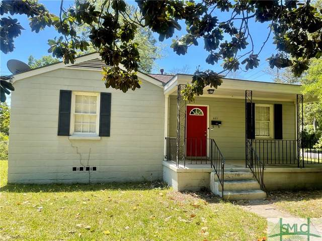 401 E 66th Street, Savannah, GA 31405 (MLS #246359) :: Teresa Cowart Team