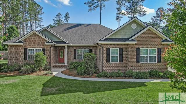 215 Sandy Springs Drive, Rincon, GA 31326 (MLS #246375) :: The Arlow Real Estate Group